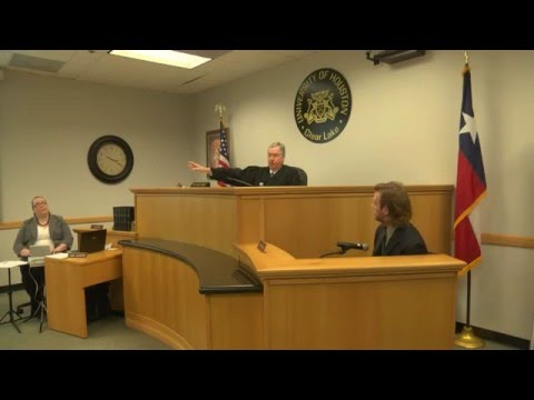 UHCL Mock Trial: The State of Texas vs. Mark Chambers: Assault