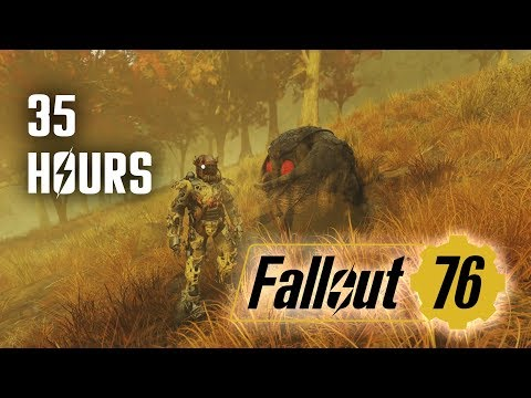 My Thoughts After 35 Hours of Fallout 76