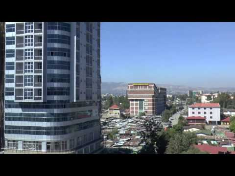 Addis Ababa capital of Ethiopia 2017