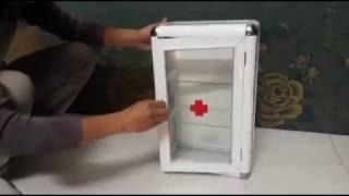 Tủ thuốc y tế gia đình 17cm x 30cm x 47cm