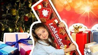 Подарунки на Новий Рік 2019 ! Метр шоколаду, Бебі Бон, Скелетаун РОБОТ і інше! My Gifts from Santa