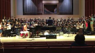 Choral Music Experience Ithaca 2016 - The Bartered Bride