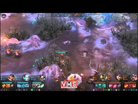 Vainglory | [VMS] Rebirth of Empire vs TNW Erebus [Game 1