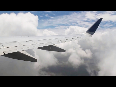 Kenya Airways 737-700 Nairobi-Mahe/Seychelles Safety, Takeoff, Inflight, Landing