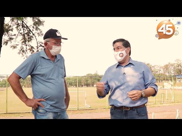 EVANDRO OLIVEIRA - Visita em Iguatemi