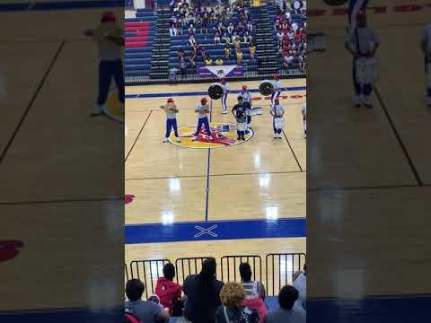 2019 Centerpoint High School Drumline