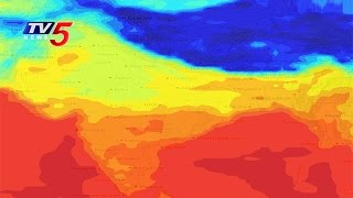 Critical Changes in Climatic Conditions of India : TV5 News