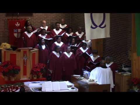 """""""See That Star"""",  St Thomas Episcopal Church Choir, Dec 24, 2017"""