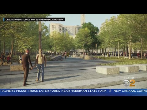 9/11 Memorial Glade Dedication To Be Held At Ground Zero