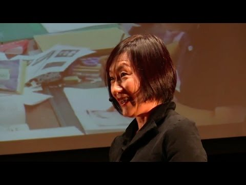 Seeing what we cannot see: Yumi Yoshikawa at TEDxTohoku