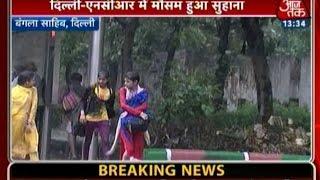 Delhi-NCR Get Heavy Pre-Monsoon Showers, Weather Unpredictable