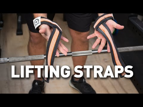 Complete Guide to LIFTING STRAPS How, Why, When to Use!