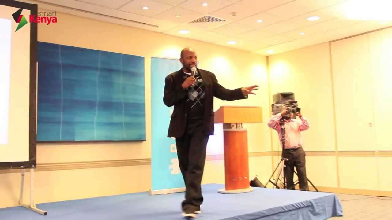 Download smartKenya_ Larry Asego in London- Barclays Pingit App Launch