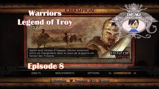 Warriors Legend of troy - Champion