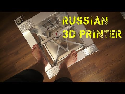 3D принтер своими