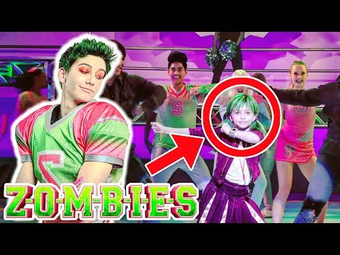 💥 Zombies Disney FIRED UP COMPETITION Top 10 Things You MISSED! 🏉 ft ZED,ADDISON,BUCKY,ELIZA,BONZO