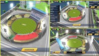 How To Perfect Stadium Customization In World Cricket 2021 Game   Stadium Customization Full Review