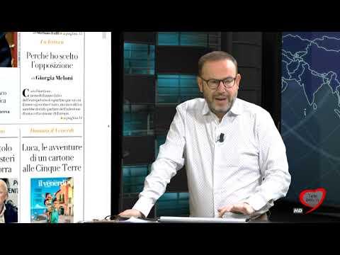 I giornali in edicola - la rassegna stampa 18/02/2021