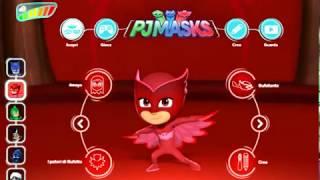 Super Pigiamini italiano PJ Masks scopriamo i personaggi