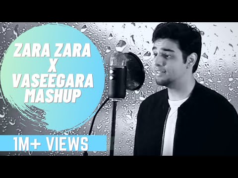 Zara Zara - Vaseegara Mashup | EDM Bollywood | Male Version | Karan Chugh | RHTDM | Hindi-Tamil