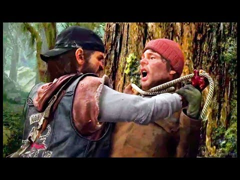 DAYS GONE Gameplay (E3 2017) Version Longue 4K