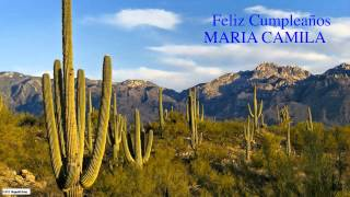 MariaCamila   Nature & Naturaleza - Happy Birthday