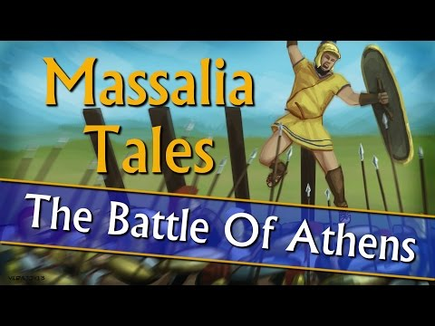 The Battle Of Athens - Total War: Rome 2 - Massalia Tales Documentary Special