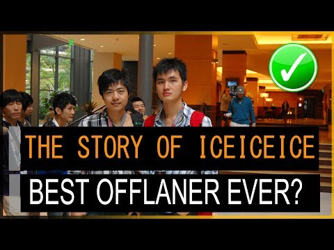The Story of IceIceIce aka Daryl l Best Offlaners or Mid? l Classic Dota 2 player Profile