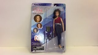 """Mego Classic 8"""" Figure Charmed Piper Halliwell T.V. Favorites Series Toy Unboxing & Review"""