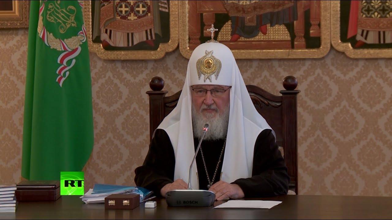 Патриарх: Надеюсь, празднование 1030-летия Крещения Руси поспособствует примирению на Украине