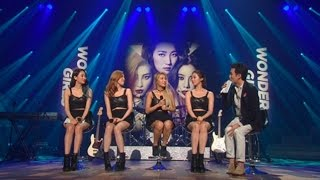 150808 (원더걸스) Wonder Girls - Tell Me (4-member band version) Yoo Hee-yeol