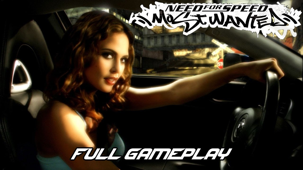 Need For Speed Most Wanted Full Game Youtube