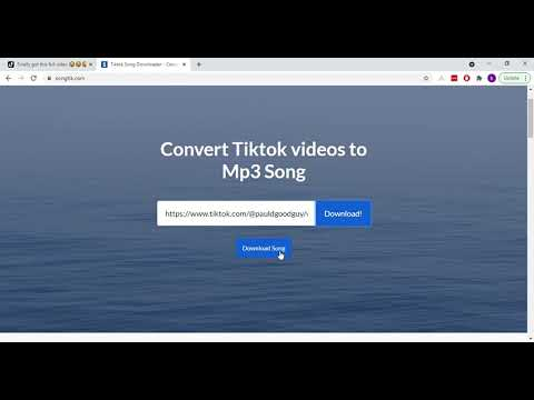How To Download Tik Tok Song Mp3