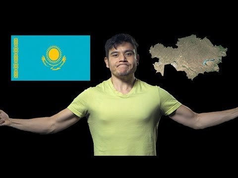 Geography Now! Kazakhstan