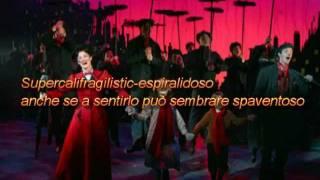 SUPERCALIFRAGILISTIC - ESPIRALIDOSO - CON TESTO - ARMONICA