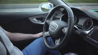 Audi Piloted Driving on the Autobahn
