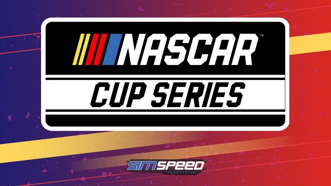 NASCAR iRacing Series   Round 10   Talladega Superspeedway