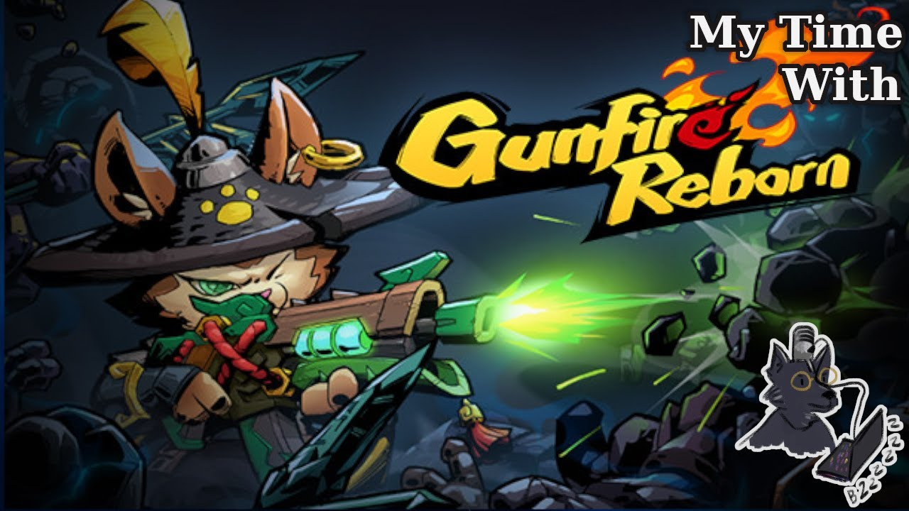 My Time With - Gunfire Reborn (With Wife)