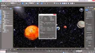 Solar System Animation Tutorial