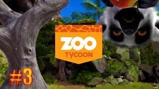 Zoo Tycoon - Поиграем в симулятор зоопарка - Часть 3
