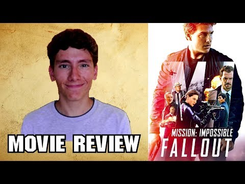 Mission: Impossible – Fallout (2018) [Espionage Action Movie Review]