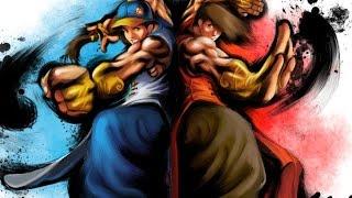 Street Fighter: Lee, Yun, & Yang