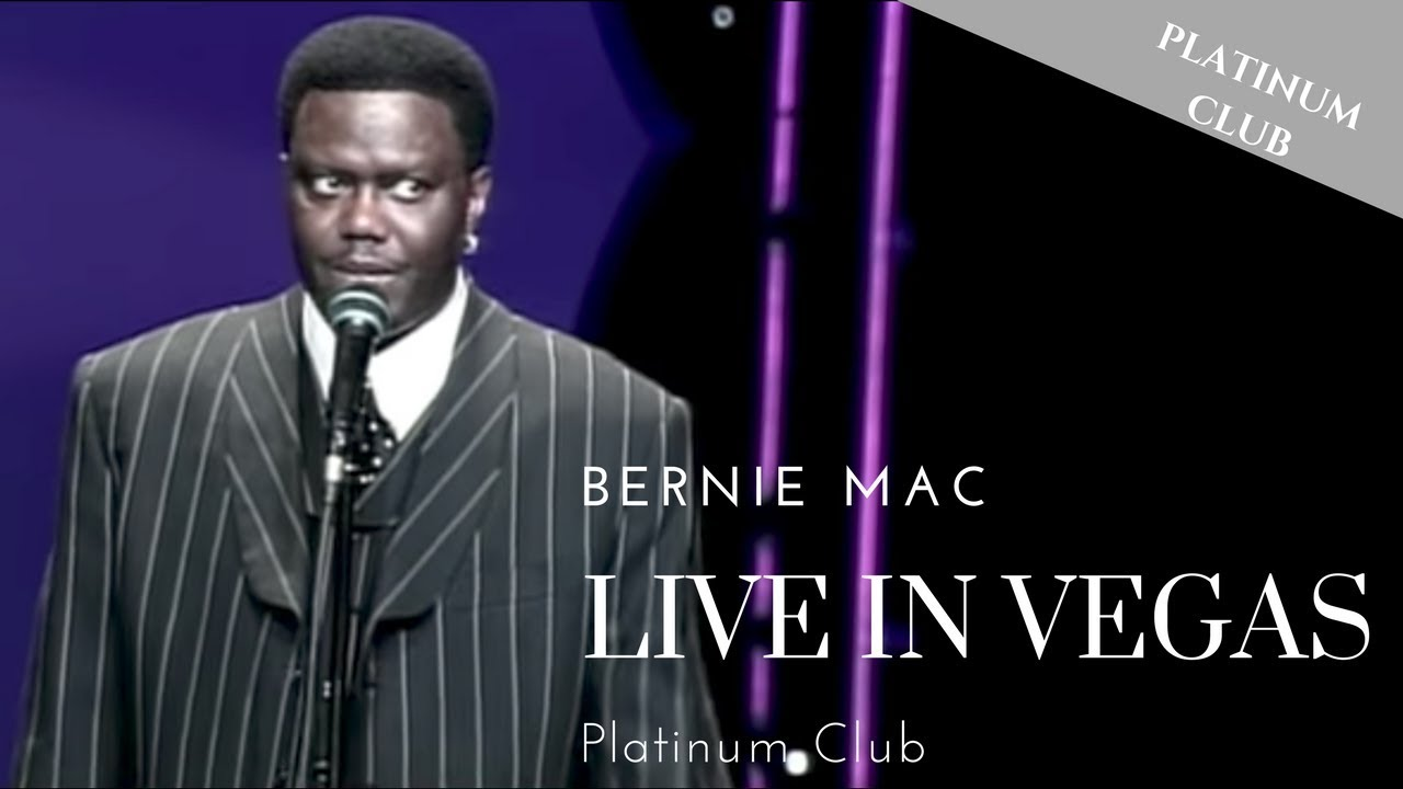 Bernie Mac - Live in Vegas - Kings of Comedy