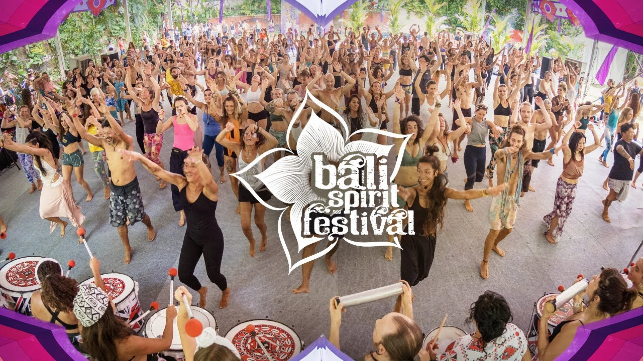 Global Dance Festival 2020.Balispirit Festival Music Wellness And Yoga Festival Bali