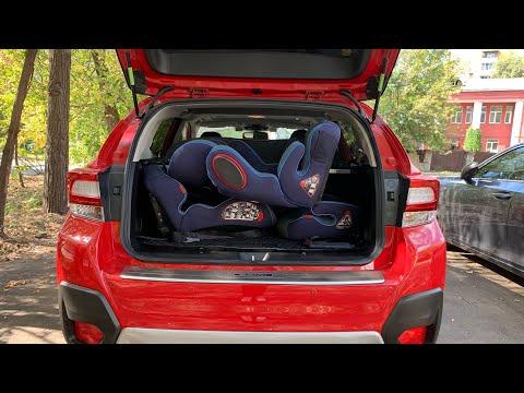 Subaru XV в семье - компактен, но удобен