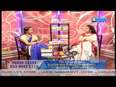 OSHEA HERBAL CTVN Programme on MAY 23, 2018 At 1.00 pm