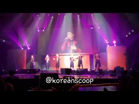 2PM - Dekat Di Hati At Go Crazy Concert In Jakarta