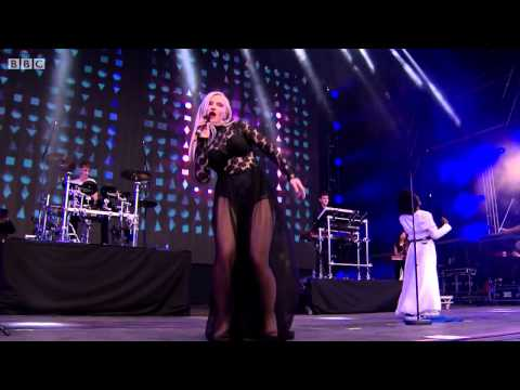Thumbnail: Clean Bandit. Live at BBC Radio 1s Big Weekend, Norwich 2015