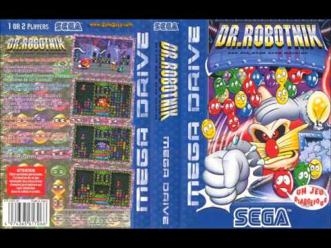 Eggman Rap Theme 2 (Dr. Robotnik's Mean Bean Machine Hip Hop/R&B Beat)