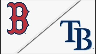 Boston Red Sox vs Tampa Bay Rays | Full Game Highlights | 5/22/18